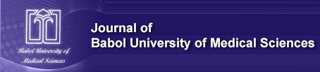 Journal of Babol University of Medical Sciences